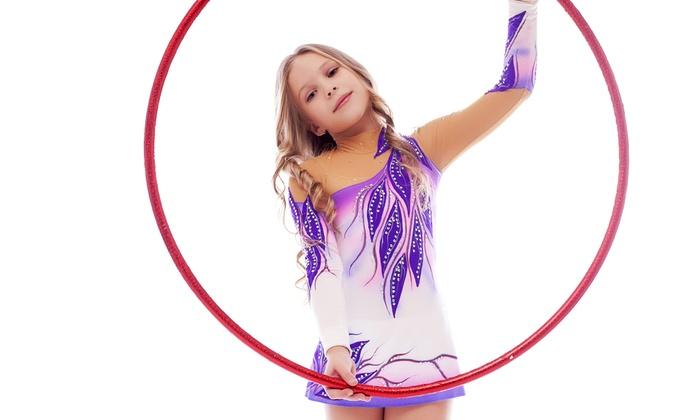 Champion Rhythmics - Miramar: One- or Two-Months worth of Rhythmic Gymnastics Lessons at Champion Rhythmics  (Up to 53% Off)