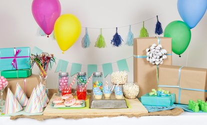 50% Off Party - Children's