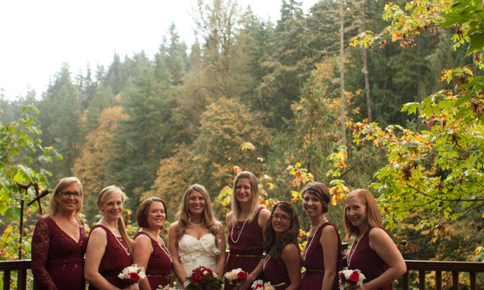 Quinntessential Photography - Portland: 180-Minute Wedding Photography Package from Quinntessential Photography (45% Off)