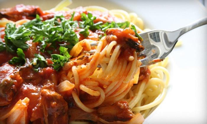 Anna Marie's - Wharton: BYOB Italian Dinner on Sunday-Thursday or Friday-Saturday at Anna Marie's (57% Off)
