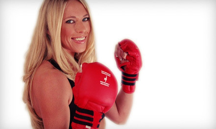 USA Karate & Fitness - Multiple Locations: Two, Four, or Six Weeks of Unlimited Kickboxing, MMA, or Kids' Karate Classes at USA Karate & Fitness (Up to 94% Off)