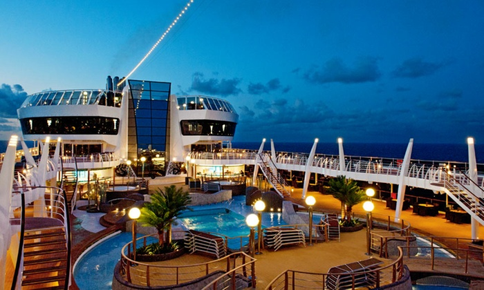 Caribbean Cruise From Msc Cruises In Miami Fl Groupon