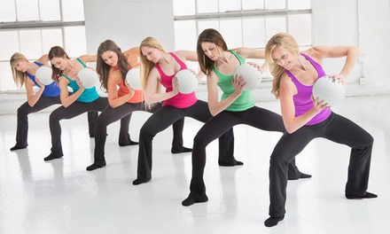 Five Barre Classes or Month of Unlimited Classes at The Ballet Physique Fitness Studio (Up to 57% Off)