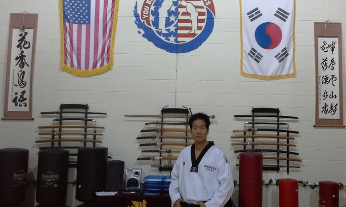 You Brother's Champions Tae Kwon Do - Greensboro: $10 for $40 Worth of Martial-Arts Lessons — You Brother's Champions Tae Kwon Do
