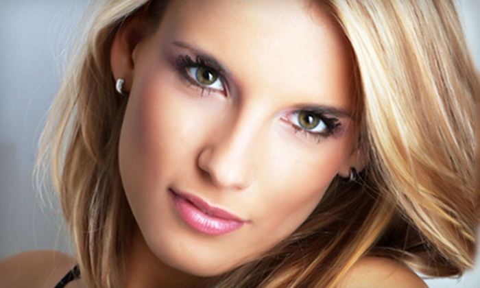 Style Envy Hair & Tanning Salon - Oakmont: Hair-Styling Packages at Style Envy Hair & Tanning Salon in Oakmont (Up to 55% Off). Three Options Available.