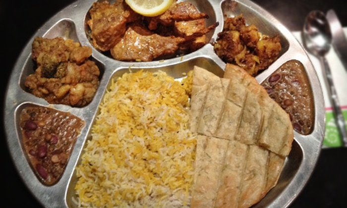 Little India Restaurant & Bar  - Waikiki: Indian Fusion Dinner for Two or Four  at Little India Restaurant & Bar (Half Off)