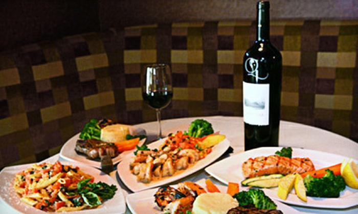 Taste of Italy Del Mar - Northern San Diego: $20 for $40 Worth of Italian Fare at Taste of Italy Del Mar