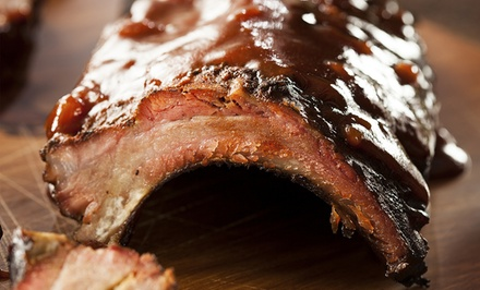 Regional Barbecue at McSwain's Smokehouse (Up to 47% Off). Three Options Available.