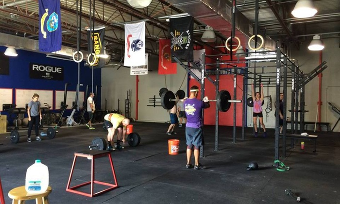 Sutherland Crossfit - Palm Harbor: Four Weeks of Unlimited CrossFit Classes at Sutherland CrossFit (90% Off)