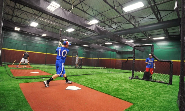 D-BAT San Antonio West - San Antonio West: Private Instruction for One or a Birthday Party for 10 Kids at D-BAT San Antonio West (Up to 46% Off)