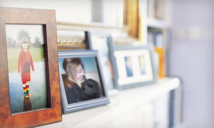 Photograph & Frame - Multiple Locations: One or Two Frame Kits at Photograph & Frame (Up to 60% Off)