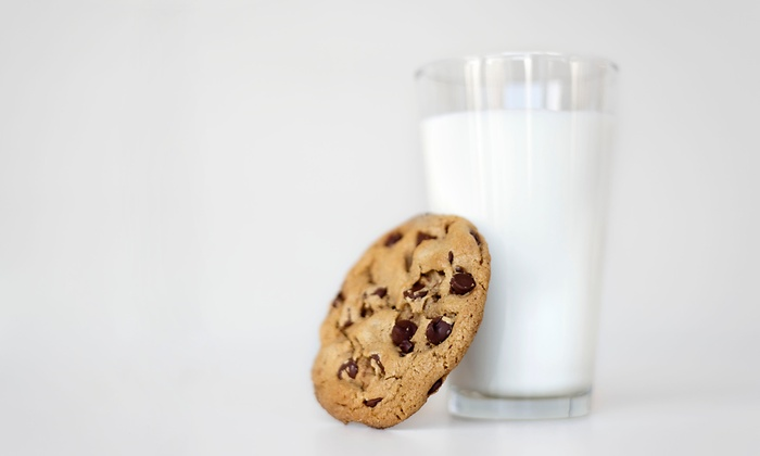 Plum Dandy Cookies & Milk - Saratoga Springs: Cookie Platter or Three Groupons, Each Good for $10 Worth of Cookies at Plum Dandy Cookies & Milk (Up to 50% Off)