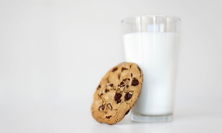 Cookie Platter or Three Groupons, Each Good for $10 Worth of Cookies at Plum Dandy Cookies & Milk (Up to 50% Off)