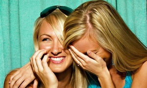 Paradyce Kreationz: $498 for $905 Worth of Photo-Booth Rental — Paradyce Kreationz