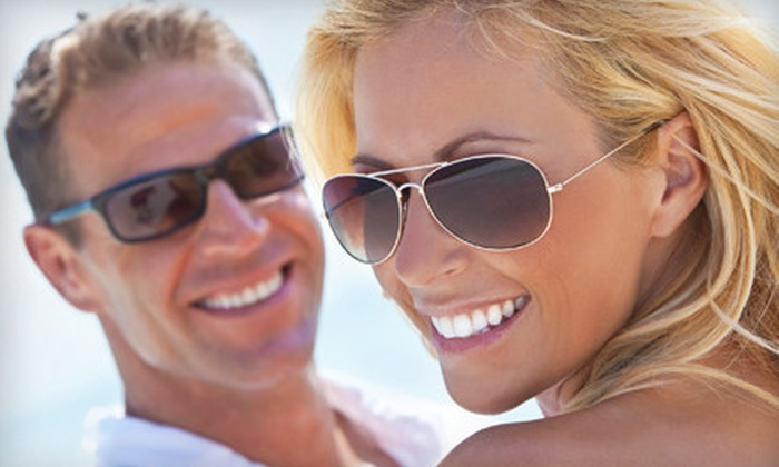 Bleach Right - Asheville: $39 for a Teeth-Whitening Treatment and Take-Home Whitening Pen at Bleach Right ($168.99 Value)