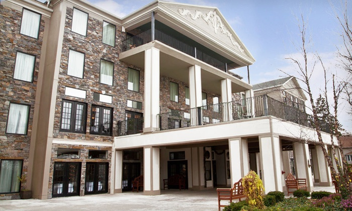 The Barton Hill Hotel & Spa - Greater Niagara Falls, NY: One- or Two-Night Stay with Dining or Spa Credit at The Barton Hill Hotel & Spa in Lewiston, NY