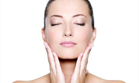 Una, tres o cinco sesiones de radiofrecuencia facial con retinol, masaje, dermoabrasión y vacumterapia desde 24,95 € Oferta en Groupon