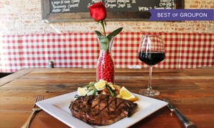 Spinello's East Coast Eatery: Italian Food at Spinello's East Coast Eatery (Up to 40% Off). Four Options Available.