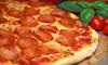 Half Off Pizza, Pasta & American Fare at Papa Saverio's Pizzeria in Aurora