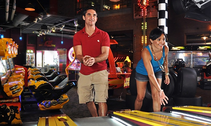 GameTime - Tampa: $19 for Two-Hour Unlimited Arcade-Game Package at GameTime (Up to $45 Value)