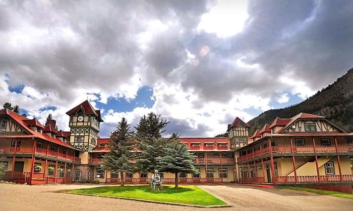 The Historic Redstone Inn - Redstone, CO: 1-Night Stay at The Historic Redstone Inn in Redstone, CO