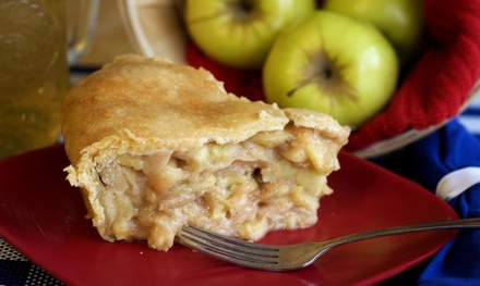 $12 for $20 Worth of Handcrafted Pies and Sandwiches at Tootie Pie