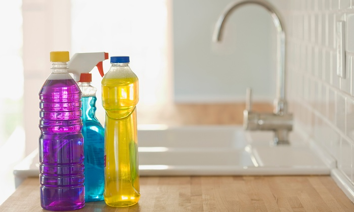 J & E Cleaning Services - Stratford Glen: $89 for Three Hours of House Cleaning from J & E Cleaning Services ($180 Value)