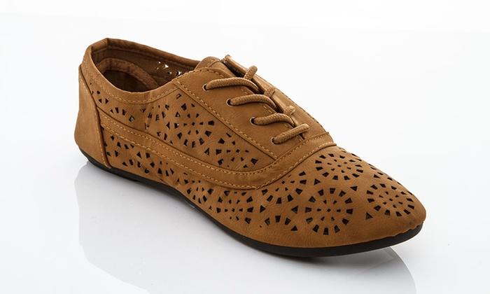 Rasolli Women's Oxford Shoes: Rasolli Women's Oxford Shoes(Sizes 8.5 & 10)