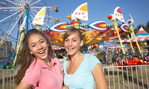$19 For Admission Package For Two To Freedom Fest State Fair Nj ($30 Value)