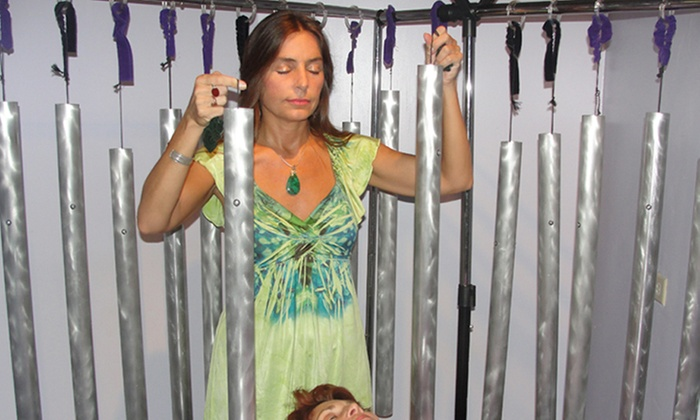 Estaryia Venus - North Central: Up to 52% Off Sound Healing Sessions at Estaryia Venus