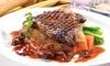 Restaurant Schwarzer Adler - Heroldsberg: Saisonales 3-Gänge-Menü für Zwei oder Vier im Restaurant Schwarzer Adler ab 29,90 € (bis zu 52% sparen*)