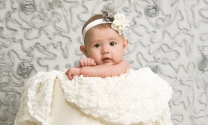 JCPenney Portraits: Photo Session with Photo Sheets and Optional Digital Image at JCPenney Portraits (Up to 87% Off)