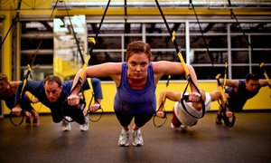 Image TRX Sport: 5 or 10 TRX Suspension-Training Classes at Image TRX Sport (Up to 74% Off)