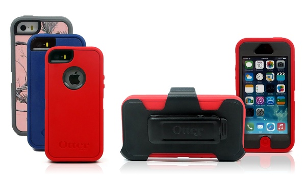 newest 96b36 2768c OtterBox Defender iPhone 5/5s Case