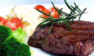 Take Five Bistro: CC$12 for CC$30 Worth of Bistro Cuisine at Take Five Bistro
