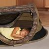 KidCo PeaPod Plus Children's Travel Camo Bed