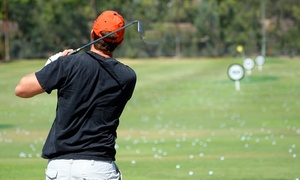 Lincoln Golf Centre: Lincoln Golf Centre: 18 Holes and 90 Range Balls For Two or Four from £13.50 (Up to 61% Off)