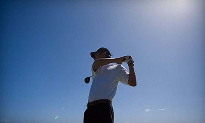 Wildhorse Golf Academy - Green Valley North: Two or Three 30-Minute Golf Lessons with Video Swing Analysis at Wildhorse Golf Academy (Up to 56% Off)
