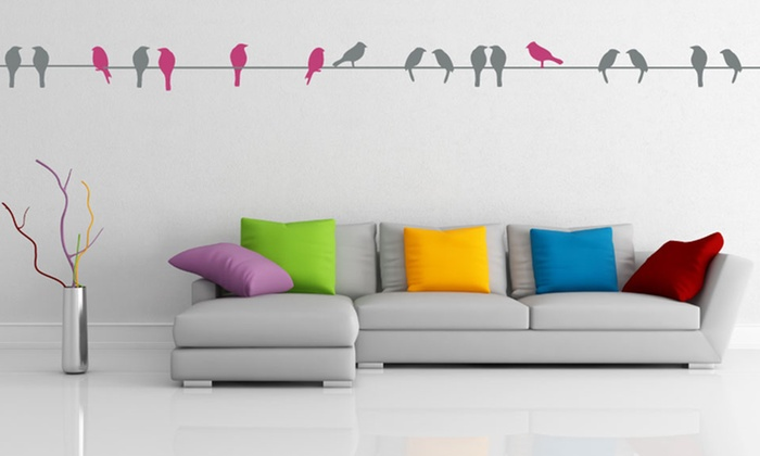 Wall Decals: Wall Decals. Multiple Options Ranging from $19.99 to $24.99. Free Shipping and Returns.