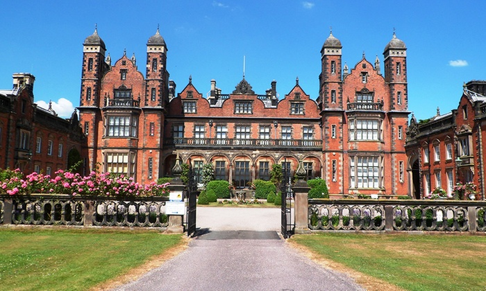 Capesthorne Hall & Gardens - Macclesfield: Capesthorne Chapel, Hall and Gardens Entry with Parking for Four (50% Off)