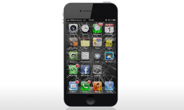 Hyra & Gevey Ny Wireless - new york: iPhone 4 or iPhone 4s Battery Replacement from Hyra & Gevey ny wireless (56% Off)