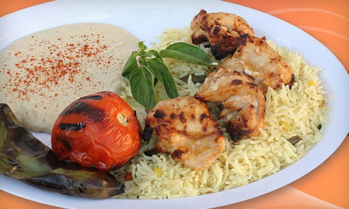 Johny's Kitchen - San Fernando: Mexican and Mediterranean Meal for Two or Four with Entrees and Soft Drinks at Johny's Kitchen in San Fernando (Up to 54% Off)