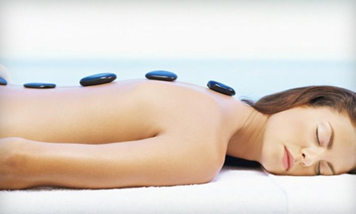 Free Spirit Massage - Downtown Gresham: $50 for a 90-Minute Hot-Stone Massage at Free Spirit Massage ($95 Value)