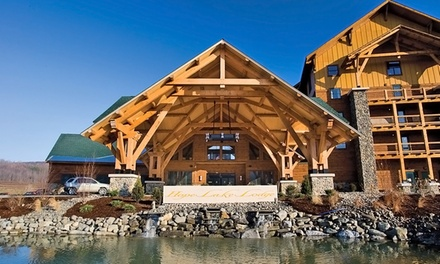 Hope lake lodge indoor waterpark groupon for V furniture cortland ny