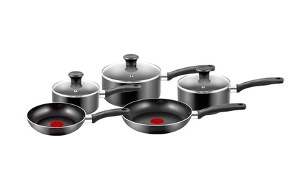 Tefal 5pc Essentials Pan Set from £36.98