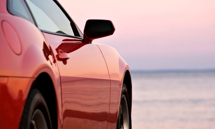 Auto Body Squad - Malden Center: 5 or 10 Paint-Chip or Scratch Repair or Bumper Repainting at Auto Body Squad (Up to 59% Off)