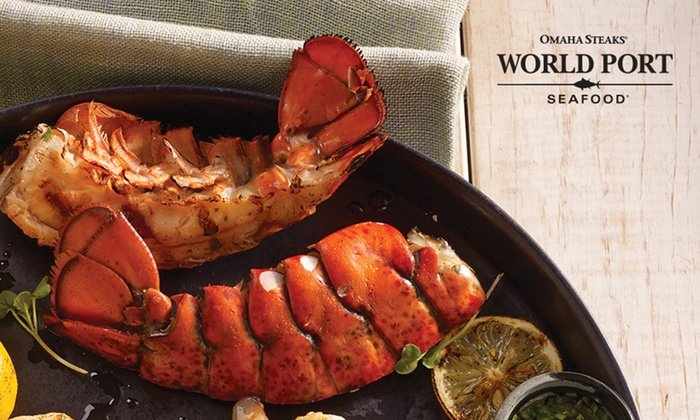 World Port Seafood: Seafood Packages from World Port Seafood (Up to 66% Off)