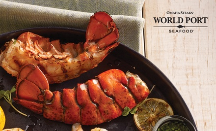 Seafood Packages from World Port Seafood (Up to 66% Off)
