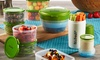 Fit and Fresh Perfect Portion Containers (10-Piece): Fit and Fresh Perfect Portion Containers (10-Piece)