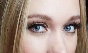 Salon DASE Medical Esthetics: Regular or 3D Eyelash Extensions with Optional Refill at Dase Medical Esthetics (Up to 76% Off)